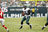 Chiefs Eagles Football: Philadelphia, PA - Michael Vick Plakater av Mel Evans