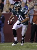 Eagles Redskins Football: Landover, MD - DeSean Jackson Photographic Print by Pablo Martinez Monsivais