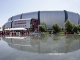 Arizona Cardinals--University of Phoenix Stadium: Glendale, ARIZONA - The University of Phoenix Sta Photographic Print by Jason Babyak