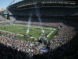 Rams Seahawks Football: Seattle, WA - CenturyLink Field Photographic Print by Marcus Donner