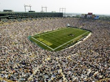 Green Bay Packers--Lambeau Field: GREEN BAY, WISCONSIN - Lambeau Field Photographic Print by Andy Manis