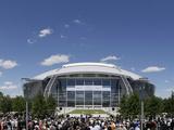 Cowboys Eagles Football: Philadelphia, PA - Cowboys Stadium Photo av Matt Slocum