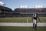 Bears Ravens Football: Baltimore, MD - Ray Lewis Fotografisk trykk av  Rob Carr