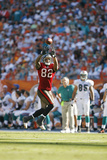 Buccaneers Dolphins Football: Miami, FL - Kellen Winslow Photographic Print by Hans Deryk