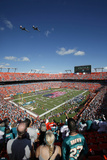Bills Dolphins Football: Miami, FL - Sun Life Stadium Photo av Wilfredo Lee