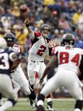 Falcons Patriots Football: Foxborough, MA - Matt Ryan Photo av Winslow Townson