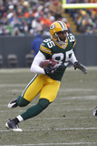 Seahawks Packers Football: Green Bay, WI - Greg Jennings Photo by Morry Gash