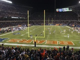 Chicago Bears--Soldier Field: Chicago, ILLINOIS - Soldier Field Photographic Print by Aynsley Floyd