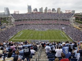 Texans Titans Football: Nashville, TN - LP Field Photographic Print by Mark Humphrey