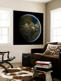 Artist's Concept of a Terraformed Mars Wall Mural by  Stocktrek Images