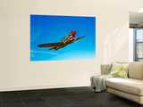 A P-40E Warhawk in Flight Wall Mural by  Stocktrek Images