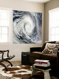 Tropical Cyclone Dianne Wall Mural by  Stocktrek Images