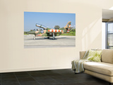 A T-2 Buckeye of the Hellenic Air Force at Kalamata Air Base, Greece Wall Mural by  Stocktrek Images