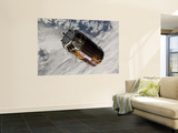 The H-Ii Transfer Vehicle Wall Mural by  Stocktrek Images