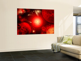 This Red Giant Star Is Much Older and Bigger Than Earth's Sun Wall Mural by  Stocktrek Images
