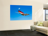 Strega, a Highly Modified P-51D Mustang Used in Unlimited Air Racing Wall Mural by  Stocktrek Images