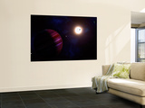 Artist's Concept of the Kepler-11 Planetary System Wall Mural by  Stocktrek Images
