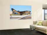 A Custom Painted A-7 Corsair Ii of the Hellenic Air Force Wall Mural by  Stocktrek Images
