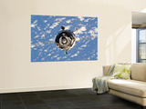 The Soyuz TMA-01M Spacecraft Wall Mural by  Stocktrek Images