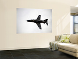 A Hawk Jet Trainer Aircraft of the Royal Air Force Wall Mural by  Stocktrek Images