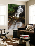 Roasto Falls in Nordland County, Norway Wall Mural by  Stocktrek Images