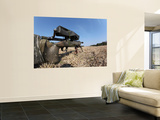 A M40A3 7.62Mm Sniper Rifle Sits Ready for Use on the Shooting Range Wall Mural by  Stocktrek Images