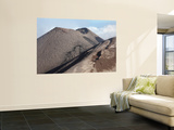 Southeast Crater of Mount Etna Volcano, Sicily, Italy Wall Mural by  Stocktrek Images
