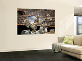 Dextre, the Canadian Space Agency's Robotic Handyman Wall Mural by  Stocktrek Images