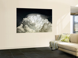 Cumulus Congestus Cloud with Pileus Wall Mural by  Stocktrek Images