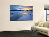 The Fjord of Tjeldsundet in Troms County, Norway Wall Mural by  Stocktrek Images