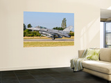 An F-16D of the Royal Singapore Air Force Wall Mural by  Stocktrek Images