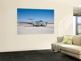 The Centennial of Naval Aviation Commemorative TC-12 Aircraft Wall Mural by  Stocktrek Images