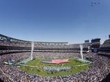 Ravens Chargers Football: San Diego, CALIFORNIA - Qualcomm Stadium Prints by Chris Park