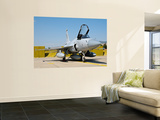 A Jf-17 Thunder of the Pakistan Air Force Wall Mural by  Stocktrek Images