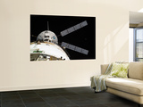 The Johannes Kepler Automated Transfer Vehicle Wall Mural by  Stocktrek Images