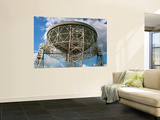 The Lovell Telescope at Jodrell Bank Observatory in Cheshire, England Wall Mural by  Stocktrek Images