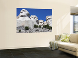 Mount Rushmore National Memorial, South Dakota, Usa Wall Mural by  Stocktrek Images