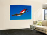 Strega, a Highly Modified P-51D Mustang Used in Unlimited Air Racing Premium Wall Mural by  Stocktrek Images