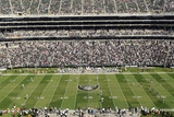 NFL Concept Shots and Isolated: ,  - Oakland Coliseum Panorama Poster