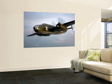A North American B-25 Mitchell in Flight Wall Mural by  Stocktrek Images