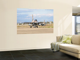 An F-16B Netz of the Israeli Air Force Wall Mural by  Stocktrek Images