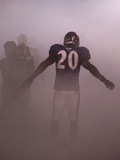 VIKINGS RAVENS FOOTBALL: BALTIMORE, MARYLAND - Ed Reed Photographic Print by Matthew S. Gunby