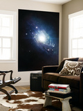 Artist's Concept of a Recently Discovered Galaxy Wall Mural by  Stocktrek Images
