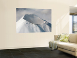 Aerial View of Summit of Shishaldin Volcano, Unimak Island, Alaska Wall Mural by  Stocktrek Images