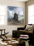 Dimetrodon Grandis Traverses Earth During the Early Permian Period Wall Mural by  Stocktrek Images