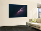 Rays of Light from a Newborn Nebula Wall Mural by  Stocktrek Images