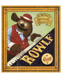 Rowlf: Joking, Jesting, Jamming Plakater