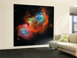 IC 1848, the Soul Nebula Wall Mural – Large by  Stocktrek Images
