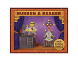 Bunsen &amp; Beaker: Hair Raising Thrills Prints