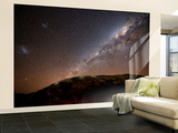 The Milky Way Rising Above the Hills of Azul, Argentina Wall Mural – Large by  Stocktrek Images